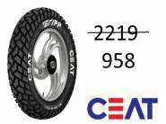 Ceat Gripp 90/100 Tube-Type Scooter Tyre at Rs. 958