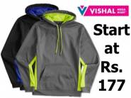 Grab Best Deals on Winter Wears, starts at Rs. 177 + Free Shipping