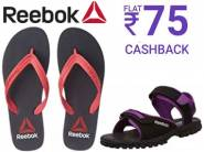 Reebok Footwear at Minimum 55% OFF Starts From Rs. 274