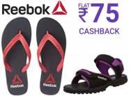 Reebok Footwear at Minimum 55% OFF Starts From Rs. 274