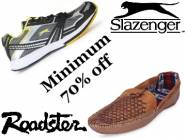 Minimum 70% Off on Slazenger Sports Shoes From Just Rs. 494