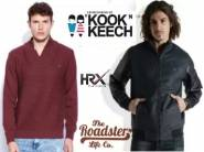 Winter Wear : MIN. 70% Off On Branded Sweatshirts From Rs.341 + FREE Shipping