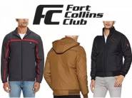 Fort Collins Jackets at Flat 50- 70% Off + Extra Rs.75 Cashback