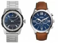 Fastrack, Fossil, Casio Watches Minimum 40% Off + Extra 10% Off