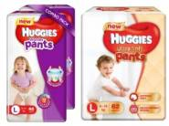 Top Brands :- Min. 30% - 45% Off on Baby Diapers [Huggies, Pampers & More]
