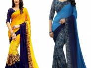 70% - 90% Off : E-vastram Branded Saress From Rs.199{More Offer Inside}
