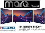 MarQ by Flipkart 80cm (32 inch) HD Ready LED TV at Extra 10% Instant Discount