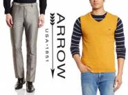 Arrow Entire Range Flat 60% -80% Off From Just Rs. 349