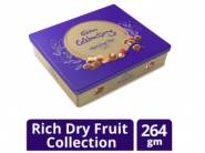 Flat Rs. 304 OFF:- Cadbury Rich Dry Fruit Collection + Free Shipping