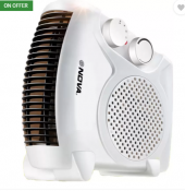 Nova NH 1257 All in One Blower Silent Fan Room Heater at rs1245
