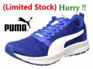 SOLD OUT NOW:- Flat 72% Off Puma Running Shoes just Rs.1399 (Limited Stock) Hurry !!