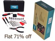 Flat 71% OFF:- Visko Hand Tool Kit (35 Tools) at Just Rs. 599 + Free Shipping