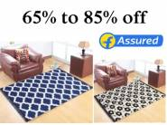 Minimum 65% Off on Supreme Home Carpet from Rs.399