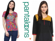 Sale On Pantaloons Clothing Minimum 50-70% Off From Just Rs. 194
