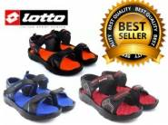 Must Buy :- Lotto Grey/Red Sports Sandals at Just Rs. 239 - Hurry !!