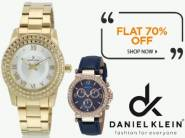 Biggest Discount:- Daniel Klein DK10972 Watch at Just Rs. 1118 [MRP Rs. 4450]
