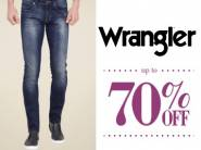 Big Discount - Up 71 % Off On Wrangler Jeans + Extra 15% Off + FREE Shipping