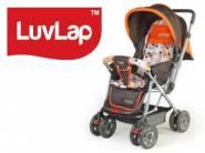 [Check PC] LuvLap Sunshine Baby Stroller (Orange) at Just Rs. 2393