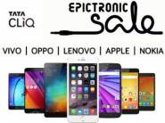 Top Brand at Up to 70% off + HDFC Bank Offer [Apple, Samsung, MI, Lava]