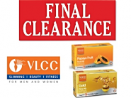 Mega Clearance Sale - Big Discount On VLCC Combo Products + FREE Shipping