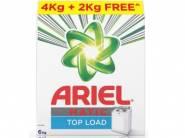PRICE DOWN: Ariel Matic Top Load [4 K.G + FREE 2 K.G] at Rs. 848