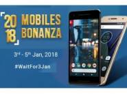 Flipkart Mobile Bonanza:- Top 5 Mobiles to Buy at Jaw Dropping Discount [3rd - 5th JAN]