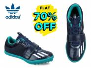 Big Official Discount - Adidas Jumpstar Shoes at Flat 70% Off + FREE Shipping