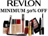 Minimum 50% Off on Revlon