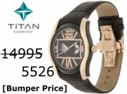 Biggest Discount:- Titan 1665KL02 Celestial Watch at Flat 63% OFF [Check PC]