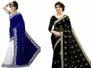 Big Discount - Sarees at Minimum 85-92% Off From Rs. 199 [ F Assured ]