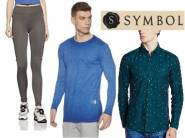 Flat 70% Off : Symbols Entire Range starts from Rs.329[More Offer Inside]