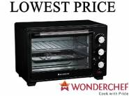 Lowest Online : Wonderchef Oven Toaster Grill OTG 19L at Rs.2729