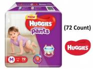 Extra 15% Off Coupon - Huggies Pants Medium (72 Count) at Lowest Ever