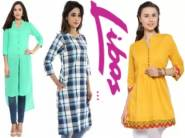 Steal : Libas Kurtas at Flat 76% Off + 15% Cashback