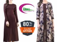 Flat 80% Off on Libas Women