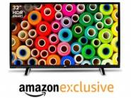Amazon Exclusive : BPL 80cm (32 inches) HD Ready LED TV at Flat 32% off