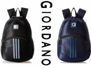 Giordano Backpack at Flat 74% Off from Just Rs.476 + 75 Cashback