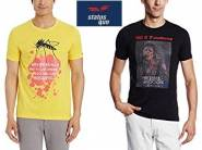 Flat 70% Off on Status Quo Men