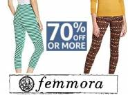 Femmora Leggings at Min. 70% Off starts from Rs.157 [NEW STOCK]