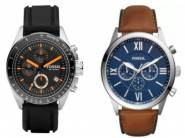 Titan, Fossil Watches Up to 47% Off + Extra 10% Off With SBI Cards