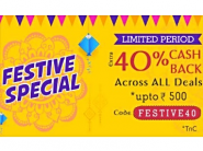 Littleapp Offer Of The Day - Get Rs. 500 Cashback On Food & Activities