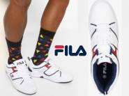 Flat 70% Off - FILA Woody Lace-Up Casual Shoes at Just Rs. 990