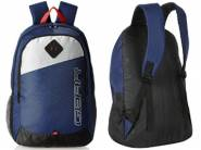 Gear Polyester 20 Ltrs Blue Casual Backpack at Flat 60% OFF