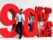 Weekend Offer | Crazy Clearance Sale : Upto 90% Off On All Products