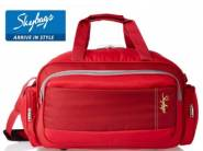 Flat 50% OFF:- Skybags Cardiff 55 cms Travel Duffle at Just Rs. 985