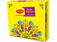 Maggi Festive Flavors Gift Pack, 857g with Greeting Card at Rs. 150