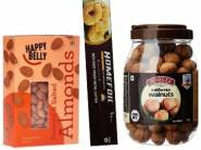Best Combos - Dry Fruits & Kitchen Need With Up To Rs. 900 Cashback