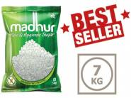 Last 3 Days:- Madhur Pure Sugar, 7kg Bag at Lowest Price [Read Inside]