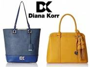 Min.80% Off on Diana Korr Ladies Bags from Rs.699 + 10% Cashback