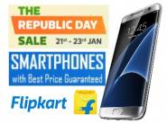 Best Mobile Offers on Flipkart Republic Day Sale [Samsung S7 EDGE & More)